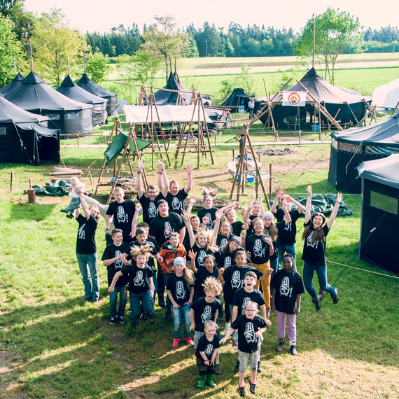 Royal_Rangers_Stamm384_Gunzenhausen_Pfingstcamp
